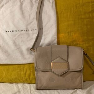 Marc by Marc Jacobs Nude Dot Crossbody